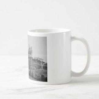 Black White Grand Canal Venice Italy Travel Coffee Mug