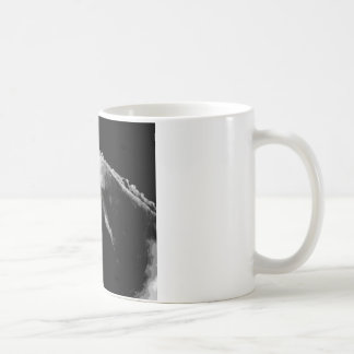Black & White Horse Coffee Mug