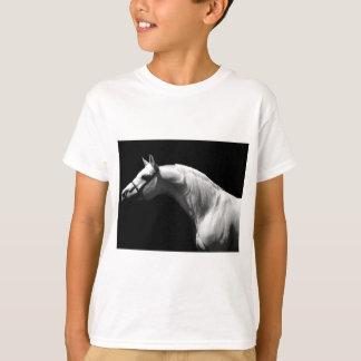 Black & White Horse T-Shirt