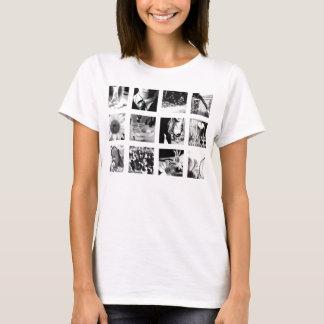 black / white icons T-Shirt