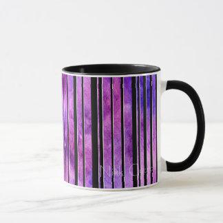 Black & White Iolanthe Lines Mug