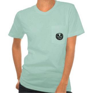 Black & White Jack-O-Lantern 1 Tshirt