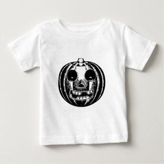 Black & White Jack-O-Lantern 1 T Shirt