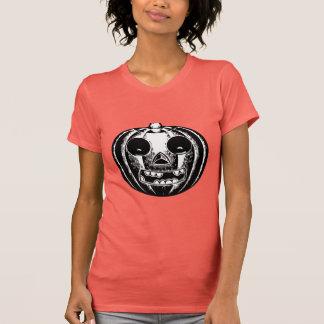 Black & White Jack-O-Lantern 1 T-shirt