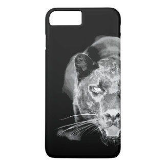 Black & White Jaguar Eye iPhone 7 Plus Case