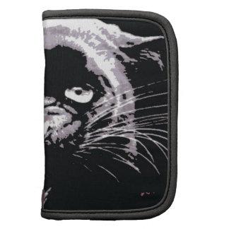 Black & White Jaguar Eyes Planners