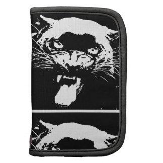 Black & White Jaguar Folio Planner