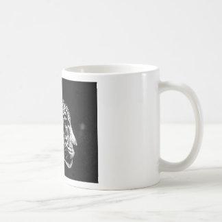 Black & White Jaguar Pop Art Coffee Mug