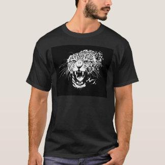 Black & White Jaguar T-Shirt