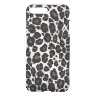 Black White Leopard Pattern Classic Stylish iPhone 7 Plus Case