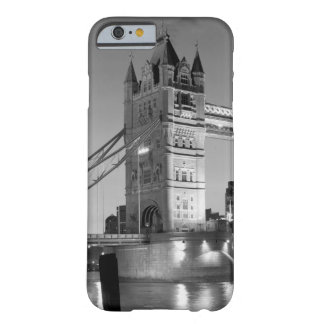 Black White London Tower Bridge Barely There iPhone 6 Case