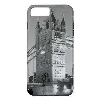 Black White London Tower Bridge iPhone 7 Plus Case