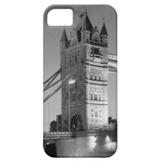 Black White London Tower Bridge iPhone SE/5/5s Case