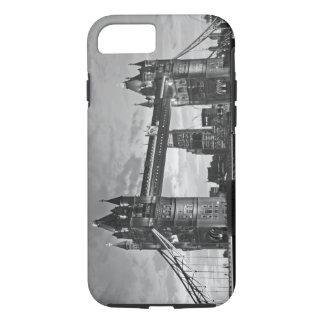 Black White London Tower Bridge UK Travel iPhone 7 Case