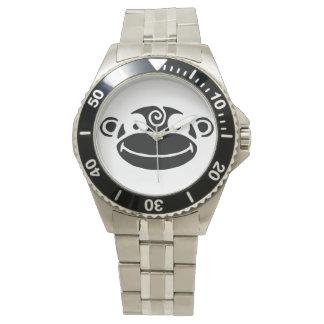 Black & White Monkey Watches