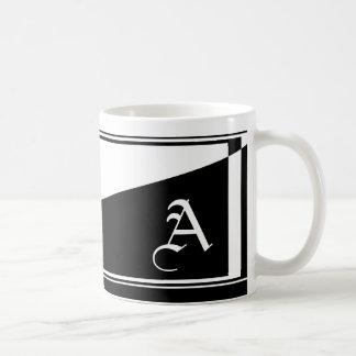 Black & White Mug, A, A