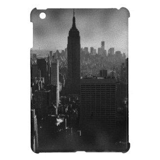 Black & White New York City iPad Mini Case