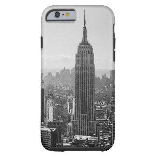 Black & White New York City iPhone 6 Case