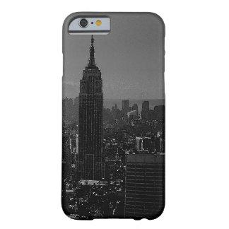 Black White New York City iPhone 6 Case