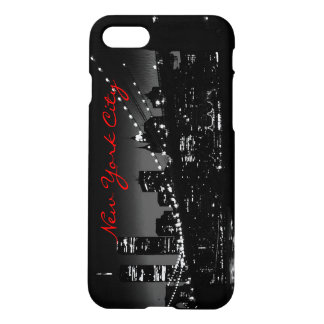 Black & White New York City iPhone 7 Case