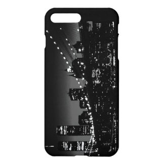 Black White New York City iPhone 7 Plus Case