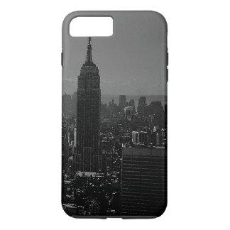 Black & White New York City iPhone 7 Plus Case