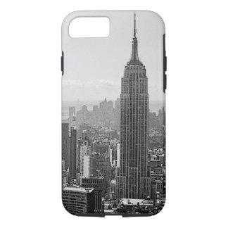 Black & White New York City iPhone 8/7 Case