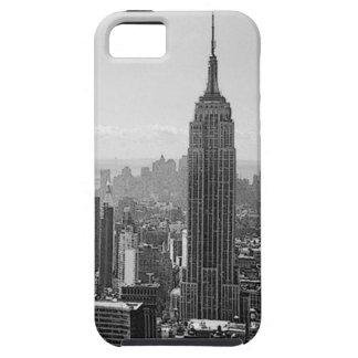 Black & White New York City iPhone SE/5/5s Case