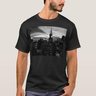 Black & White New York City Midtown T-Shirt