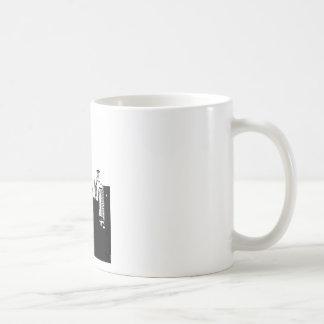 Black & White New York City Mug