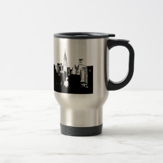 Black & White New York City Mugs