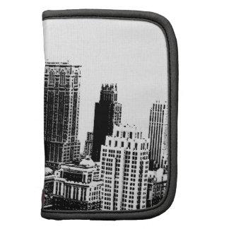 Black & White New York City Planner