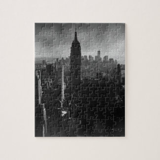 Black & White New York City Jigsaw Puzzles