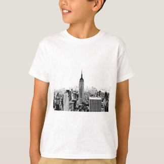 Black & White New York City T-Shirt