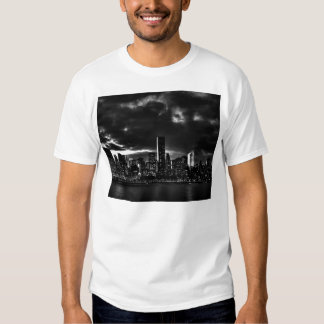 Black & White New York City Tee Shirt