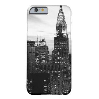 Black & White New York iPhone 6 Case