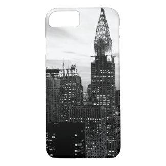 Black & White New York iPhone 7 Case