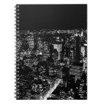 Black & White New York Journals