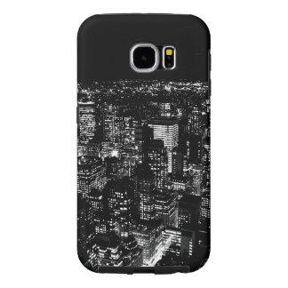 Black & White New York Samsung Galaxy S6 Case