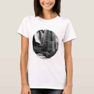 Black White New York Times Square T-Shirt