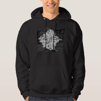 Black & White Only Product Hoodie
