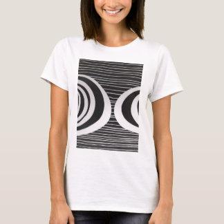 BLACK WHITE PAINTING1 BLACK 1 T-Shirt