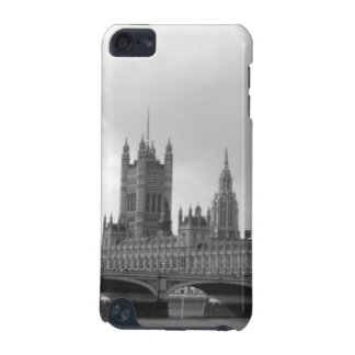 Black White Palace of Westminster iPod Touch 5G Case