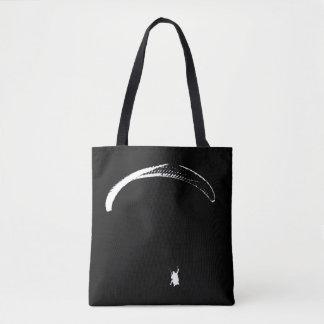 Black & White Parachute - Tote bag