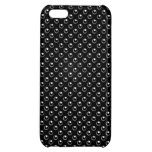 Black & White Pattern Case For iPhone 5C