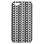 Black & White Pattern iPhone 5C Cover
