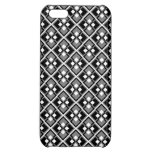 Black & White Pattern iPhone 5C Covers