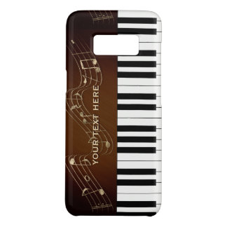 Black & White Piano Keys | Music Gifts Case-Mate Samsung Galaxy S8 Case