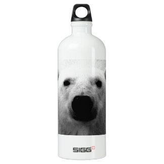 Black & White Polar Bear SIGG Traveler 1.0L Water Bottle