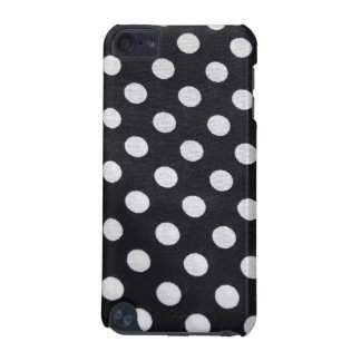 Black & White Polka Dot iPod Touch 5g Barely There iPod Touch (5th Generation) Case
